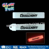 Promotion Glow Stick 3-Inch Triple Pendant with Logo